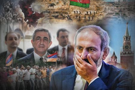 """Paşinyana qarşı hökm kimi ittiham – """"Sərkisyanla anlaşıb..."""""""