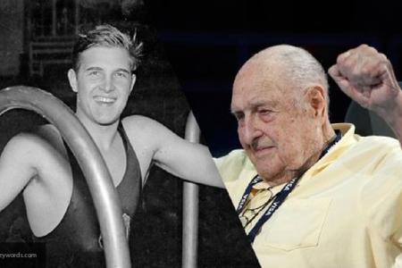 ABŞ-ın ən yaşlı Olimpiya çempionu vəfat edib