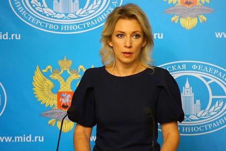 Mariya Zaxarova: