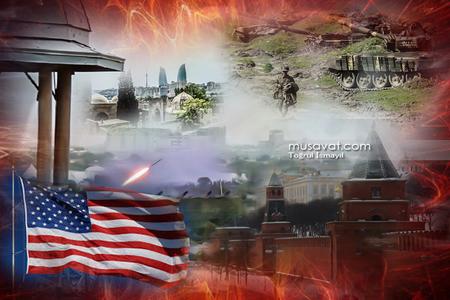 ABŞ-ın gizli Ermənistan projesi