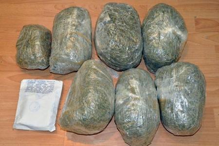 Şəmkir və Sabirabad sakinlərindən 6 kq narkotik götürülüb