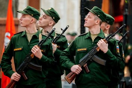 Rusiyalıların 86%-i orduya güvənir