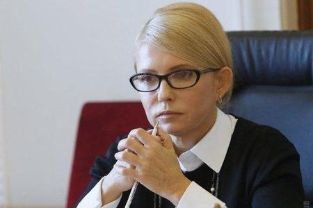 Timoşenko etiraf etdi: