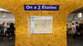 Fransa yığmasının dünya çempionu olmasına görə Parisdə 6 metro stansiyasının adı dəyişdirilib