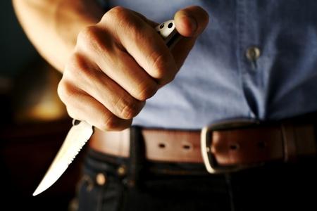 Şirvanda 68 yaşlı kişi özünü bıçaqlayıb