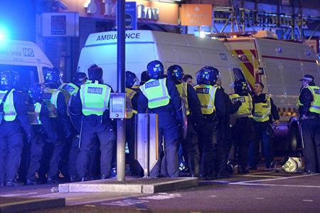 Londonda baş vermiş hücumlar terror aktları elan edilib