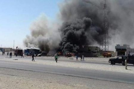 Bağdadda 3 terror aktı törədilib, 4 nəfər ölüb, 7 nəfər yaralanıb