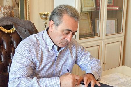 Professor İlham Rəhimovun həmmüəllifi olduğu kitab Rusiyada çapdan çıxıb