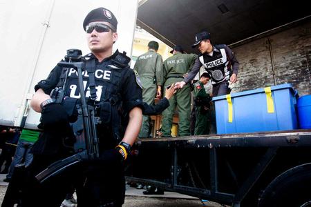 Taylandda 7 bomba partlayıb