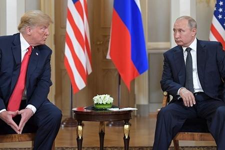 Vladimir Putin Donald Trampa Parisdə görüşməyi təklif edib