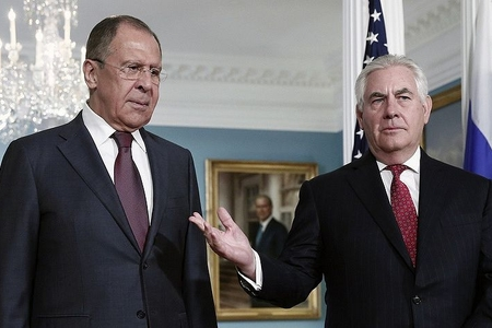 Nyu-Yorkda Lavrov və Tillerson arasında görüş keçirilib