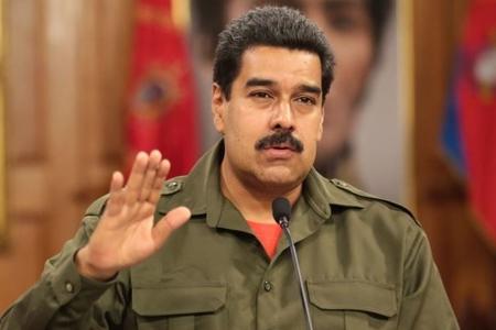 Madurodan Kolumbiya prezidentə: