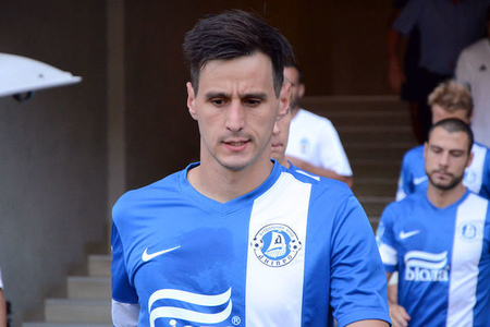 Xorvatiyalı futbolçu DÇ-nin medalından imtina etdi