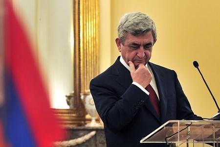 Sərkisyan prezidentlikdən gedir, Qarabağ danışıqlarını kim aparacaq?