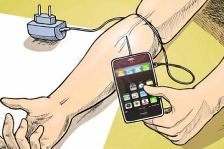 Texnoloji bağlılıq - müasir sosial bəla...
