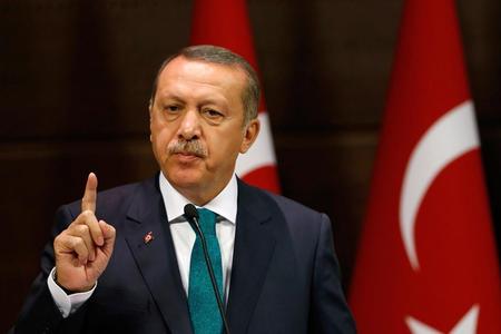 """Ərdoğan: """"Qərb Afrin əməliyyatına görə bizə haqq qazandırır"""