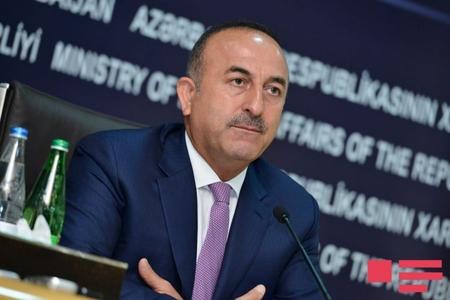 """Mövlud Çavuşoğlu:"""" Rusiya və Türkiyə Suriya münaqişəsinin siyasi həllini axtarır"""""""