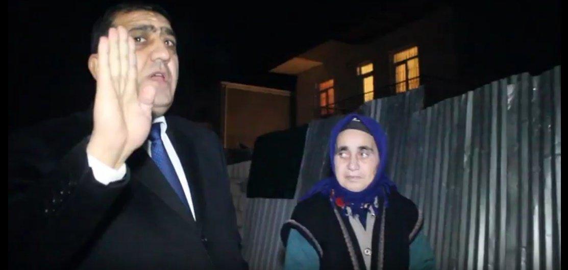 Binəqədinin icra başçısına yeni rüşvət ittihamlar - FOTLAR, VİDEO