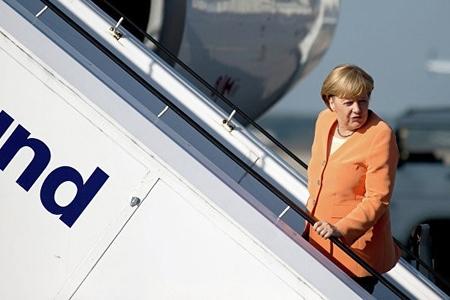 Angela Merkel üçün yeni təyyarə alınacaq