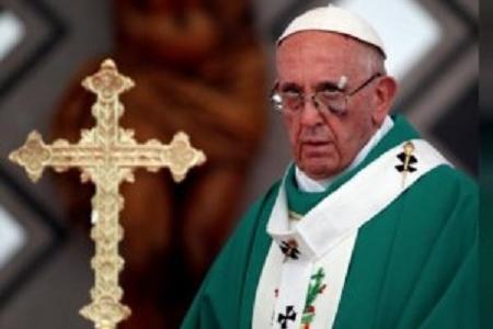 Roma Papası etiraf etdi: