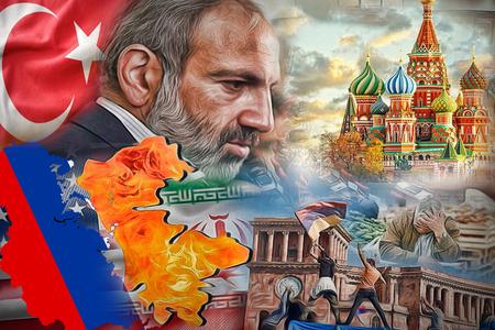 Ermənistan ətrafında çəmbər daralır -
