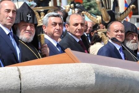 Ermənistan vətəndaş müharibəsinin BİR ADDIMLIĞINDA – Son HAZIRLIQLAR BAŞLADI