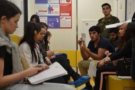Leyla Əliyevanın təşəbbüsü ilə Moskvada uşaqlar üçün donor qanvermə aksiyası keçirilib