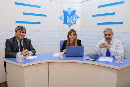 Canlı yayında iqtidar-müxalifət jurnalistlərinin dartışması: Əvəz Zeynallı ilə Etibar Hüseynov qarşı-qarşıya