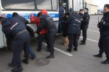 Kamçatkada 7 Azərbaycan vətəndaşı saxlanıldı