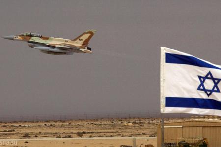 İsrail aviasiyası Qəzzaya zərbə endirib