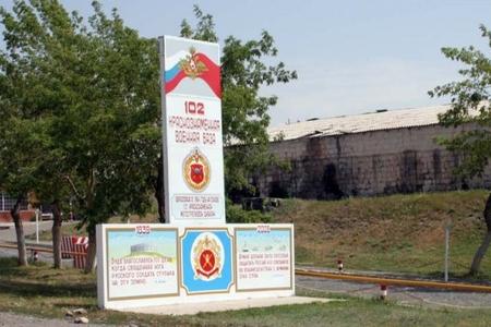 Rusiyanın Ermənistandakı hərbi bazasında dava olub