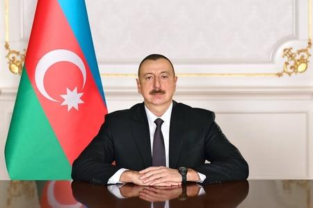 Prezident İlham Əliyev Lənkəran rayonuna səfərə gedib