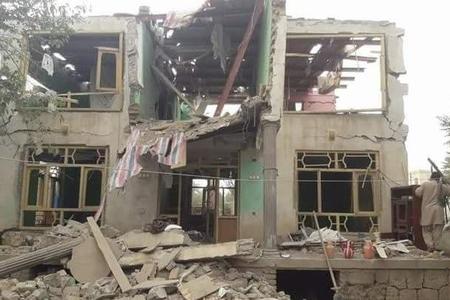 Əfqanıstanda hava zərbələri nəticəsində 14 dinc sakin ölüb