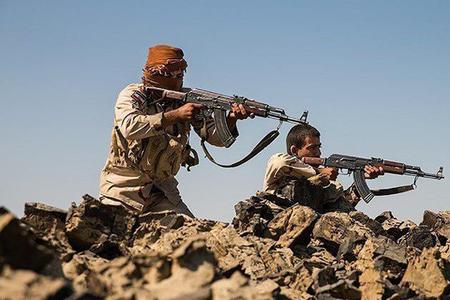 İranda 11 sərhədçi terrorçu qrupla döyüşdə ölüb