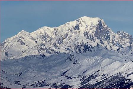 Alpinistlər Monblan dağında itkin düşüblər