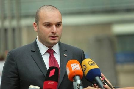 """Gürcüstan baş naziri: """"Hakim partiyanın prezident seçkilərində namizədi olmasa, daha yaxşıdır"""""""
