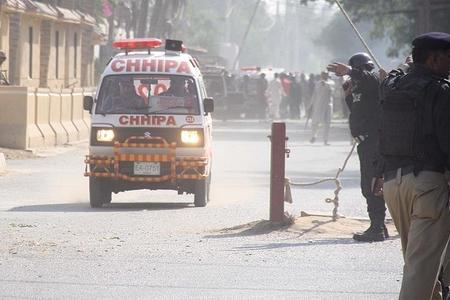 Pakistanda hərbi təhsil mərkəzinə hücum edilib, ölənlər var