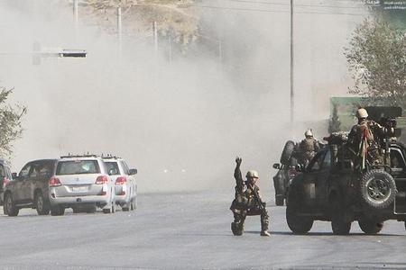 Əfqanıstanda taliblərin hücumu nəticəsində 17 nəfər həlak olub