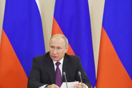 Vladimir Putin: Rusiya ilə Azərbaycanı möhkəmdostluq və əməkdaşlıq ənənələri bağlayır
