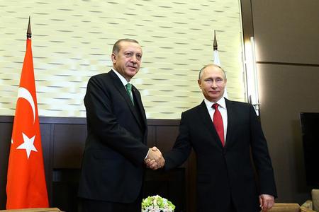 Ərdoğanla Putinin görüşündə mühüm razılaşmalar