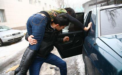 Yevlaxda 17 yaşlı qız mütəşəkkil dəstə tərəfindən oğurlandı