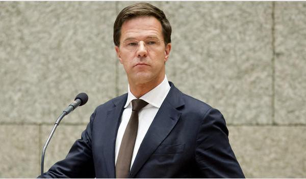 Hollandiya baş nazirindən skandal təbrik