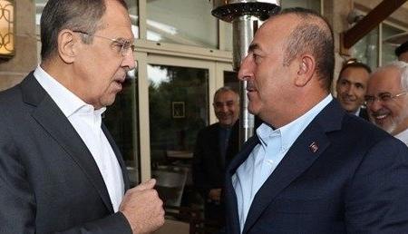 Türkiyə və Rusiya XİN rəhbərləri Suriya böhranını müzakirə edib