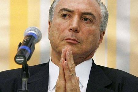Braziliya prezidentinə qarşı korrupsiya ittihamı irəli sürülüb