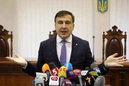 Saakaşvili Ukraynaya dönüşünü təxirə salıb