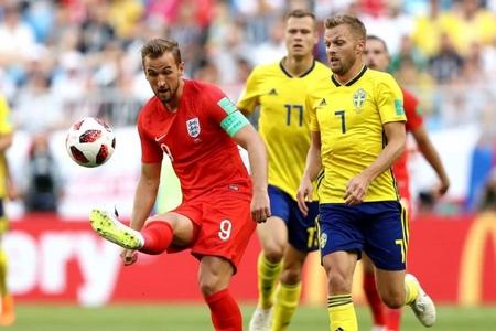 DÇ 2018: İngiltərə İsveçi məğlub etdi