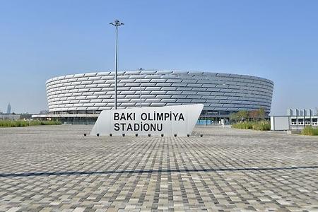Olimpiya stadionu Avroliqanın finalına görə bağlanır
