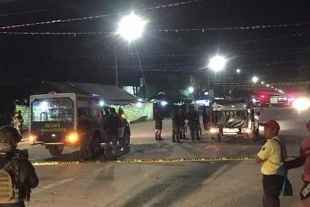 Filippində ticarət mərkəzi yaxınlığında partlayış baş verib, 2 nəfər ölüb