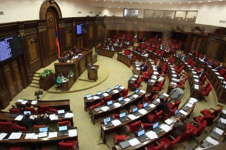 Nazir müavini Karapetyan istefa verdi: