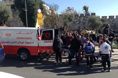 Fələstində hərbçilərlə etiraz aksiyaçıları arasında toqquşmada yaralananların sayı 233 nəfərə çatıb